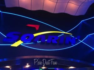 Soarin Sign
