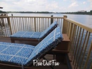 Polynesian Bungalow Lounge Chairs