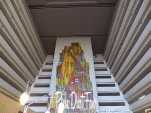 Contemporary Resort Mary Blair Mural