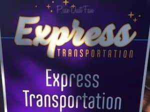 Disney Express Transportation