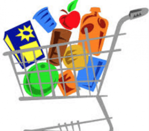 Groceries for Disney