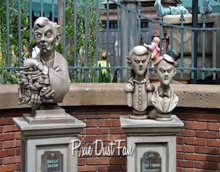 Disney's Haunted Mansion – I Didn't Know About The Pearls!