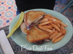 Beaches and Cream Patty Melt
