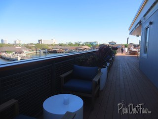 Paddlefish out door single seating