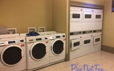 Laundry At Walt Disney World