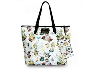 Loungefly-Tinkerbell-Tote