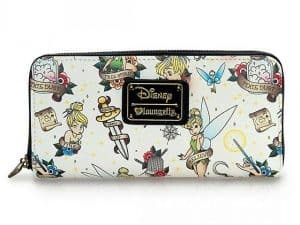 Loungefly-Tinkerbell-Wallet