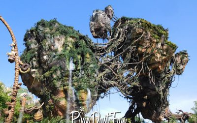 Avatar Flight of Passage Review at Disney's Animal Kingdom