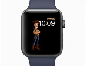 Woody Pixar Apple Watch