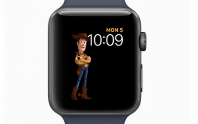 Toy Story Faces For Your Apple Watch